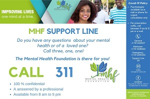 MHF Support Line 311