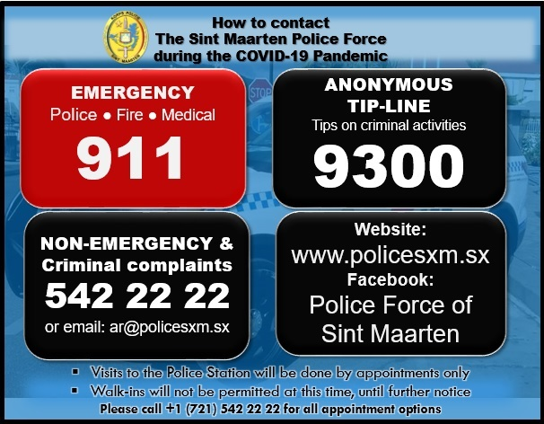 Police Emergency Numbers