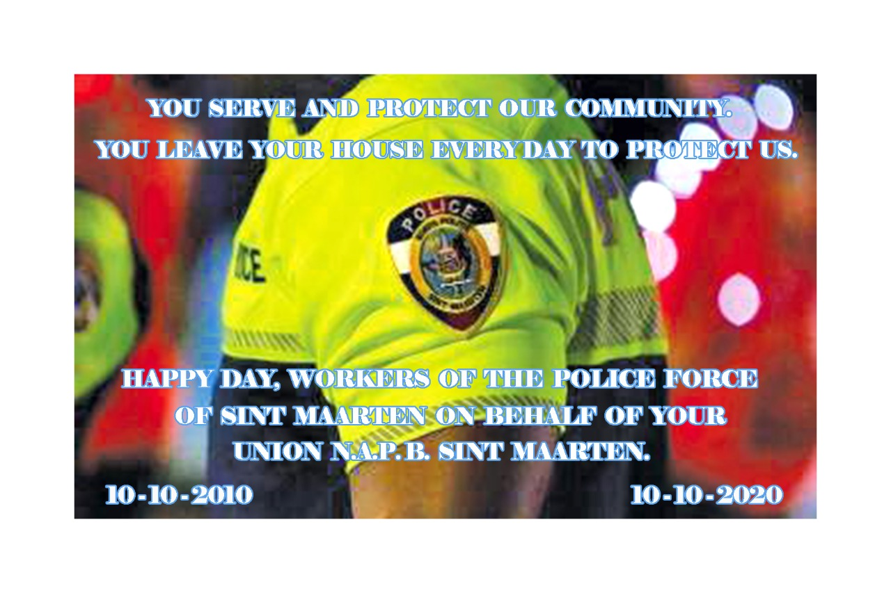 NAPB Police Day Message